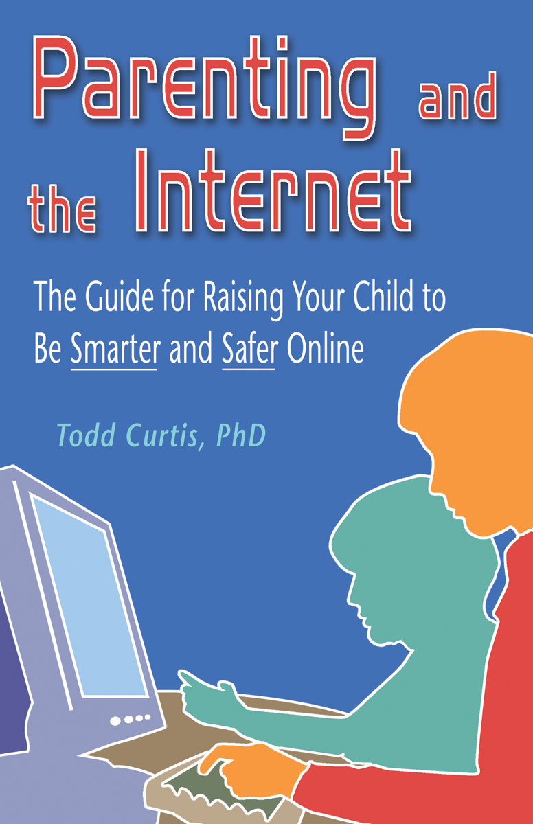 Cover of Parenting and the Internet