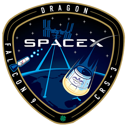 CRS-3 mission patch