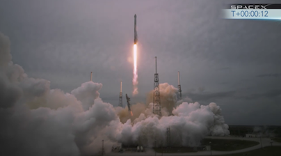 CRS-3 launch 18 April 2014